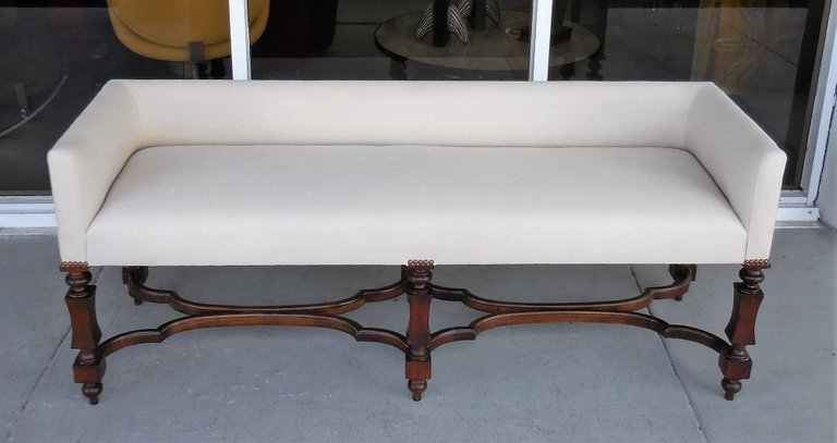Baker Transitional Bench