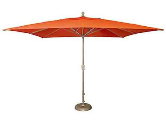 Cabana Coast 10′ Square Umbrella