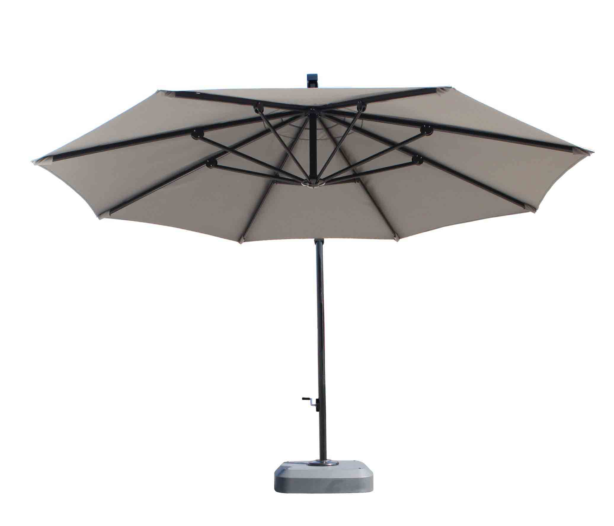 Cabana Coast 11.5′ Cantilever Umbrella