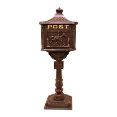 Equestrian Standing Mailbox