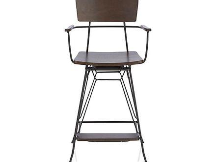 Cedric Swivel Bar Stool/Counter Stool