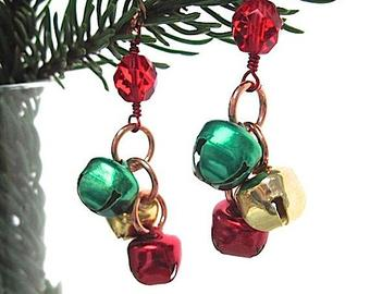 Set of 15 Or 30 Jingle Bell Scatters