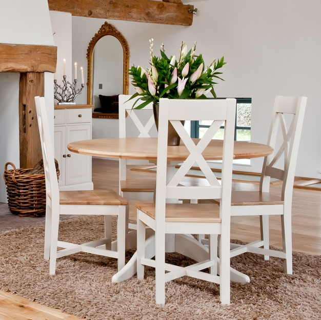Ellis Round Dining Table