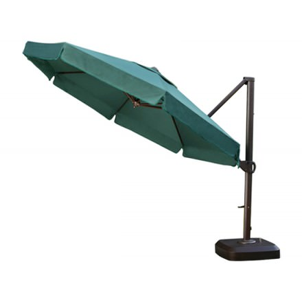Cabana Coast 11′ Rectangle Umbrella