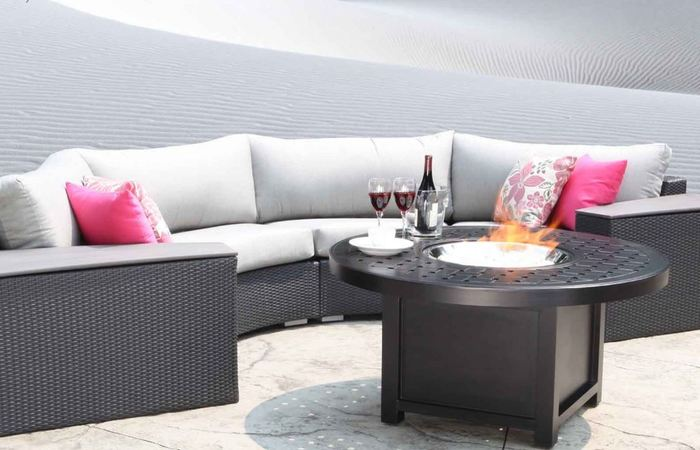 Cabana Coast Sectional Covers