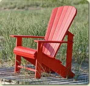 Why Choose Canadian Made Recycled Plastic Adirondack Chairs