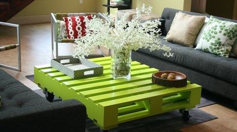 Create Funky Furniture From Pallets - Charter House Interiors