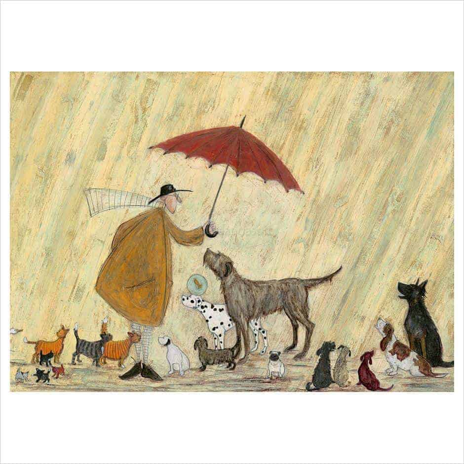 Series Of Art – By Sam Toft