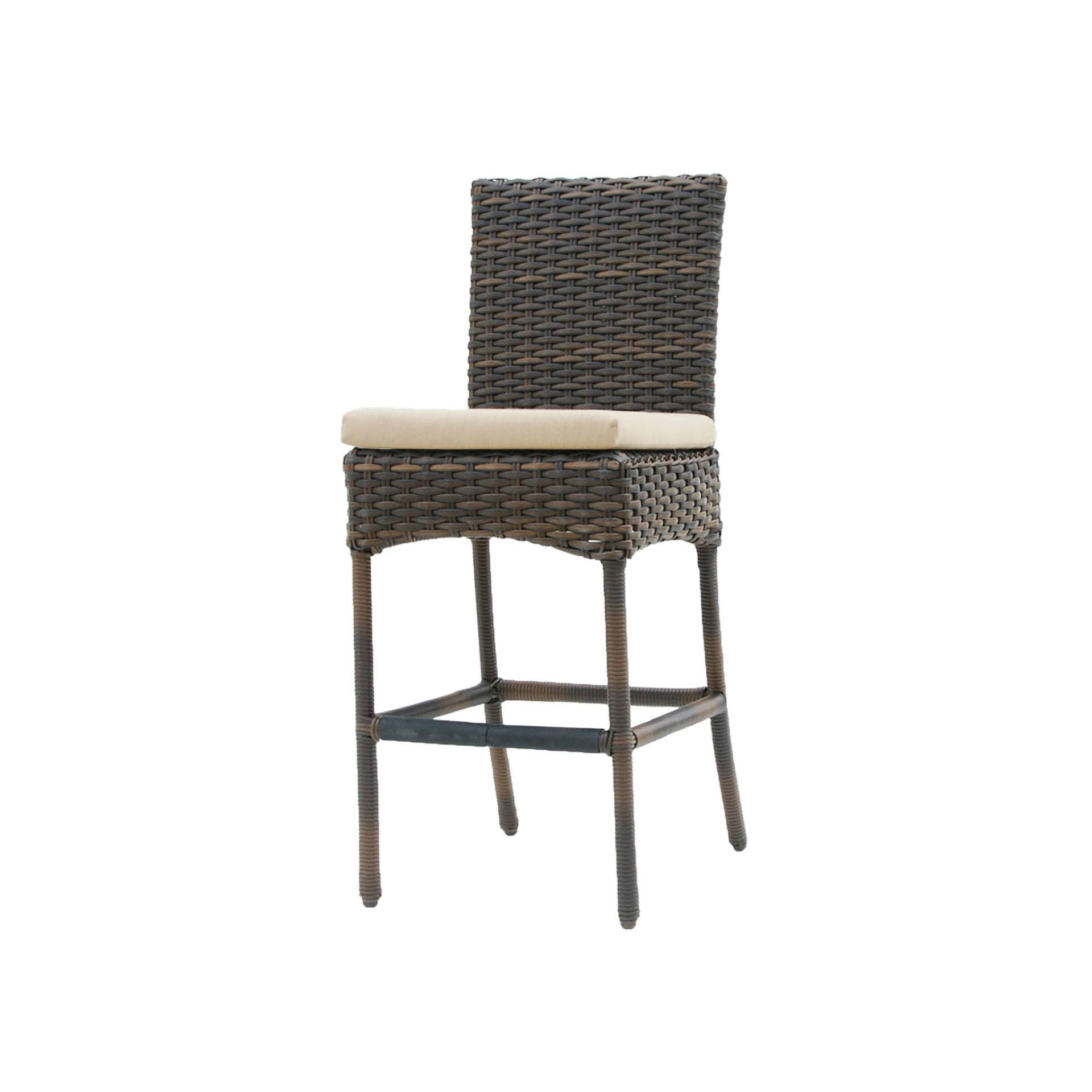 Ratana – Bianca Bar Chairs – Aluminum