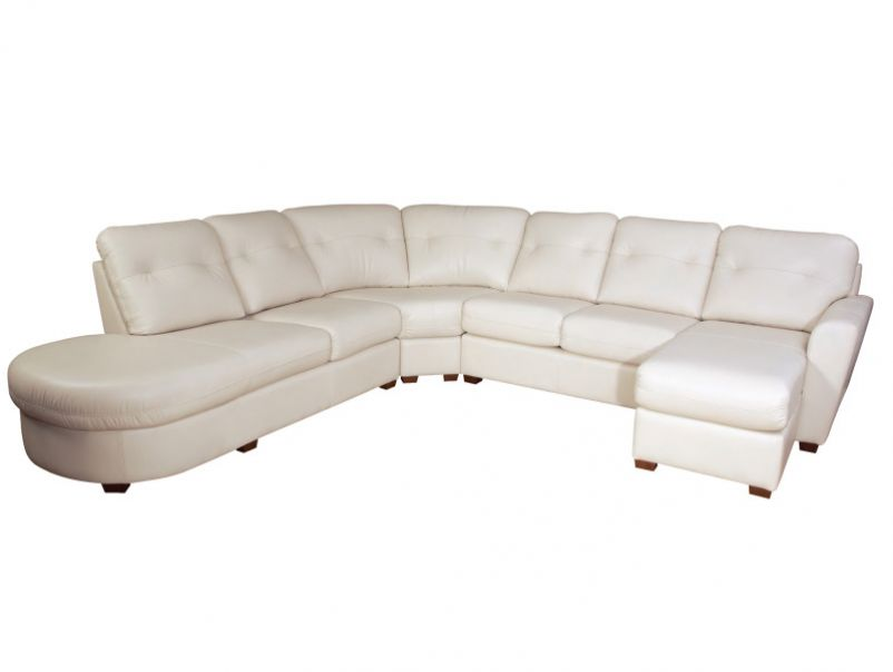 Leather Craft – Athens Sectional